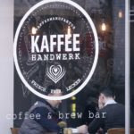 Kaffeehandwerk Flingern Nord, coffee & brew bar