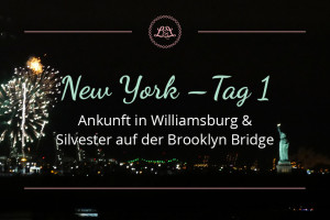 New York City – Tag 1